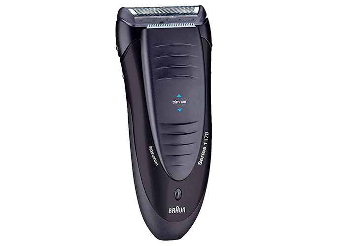 Električni brijač-trimer BRAUN 170