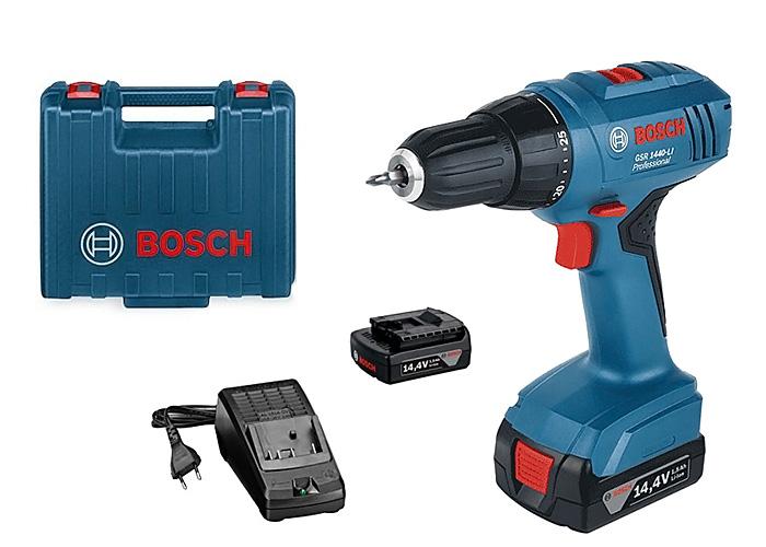 Akumulatorska bušilica BOSCH GSR1440-Li