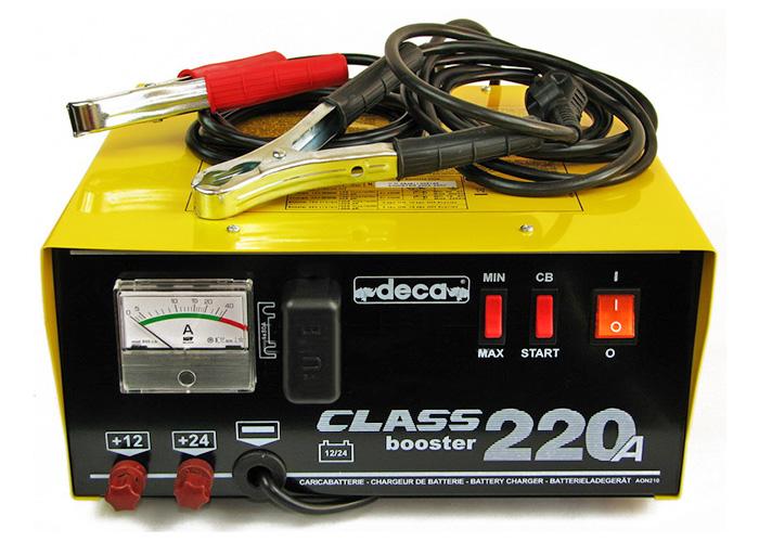 Starter DECA Class 220A