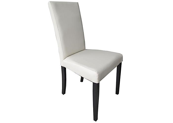 Trpezarijska stolica Silvija bela