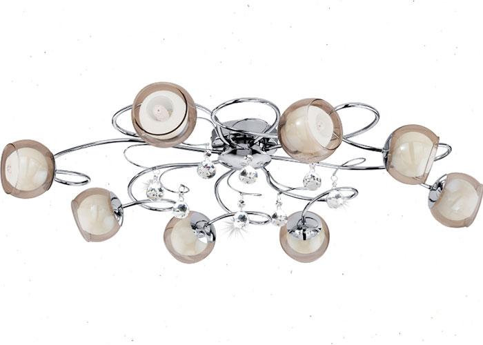 LED plafonjera Ascolese 1 95158