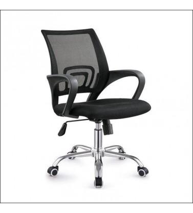 Daktilo stolica C-804D Crna