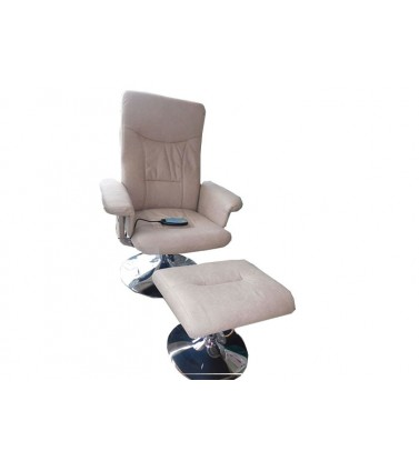 Fotelja relax - braon