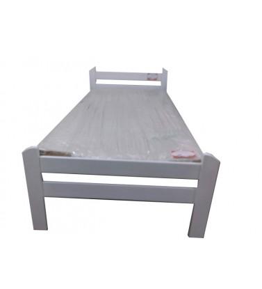 Krevet samac beli ( 90 x 200 )