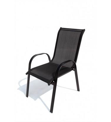Baštenska stolica - Como crna