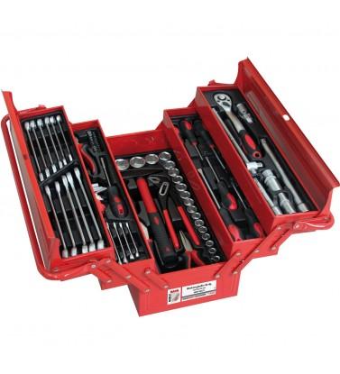 Set alata u metalnoj kutiji