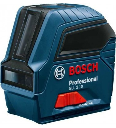 Linijski laser Bosch GLL 2-10