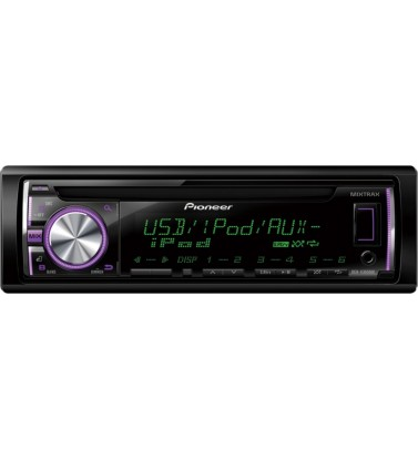 Pioneer DEH-1700UB auto radio cd