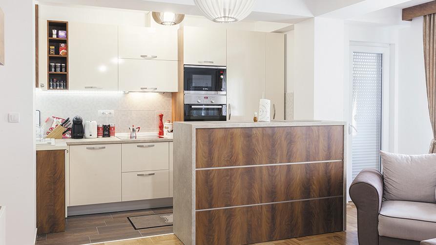 Opremanje stambenog prostora - Čačak