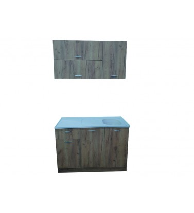 HIT KIP Kuhinja sa granitnom plocom - kronospan