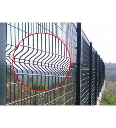Panelna PVC ograda 8955