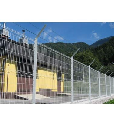 Panelna PVC ograda 8676